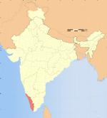 Kerala in Indien