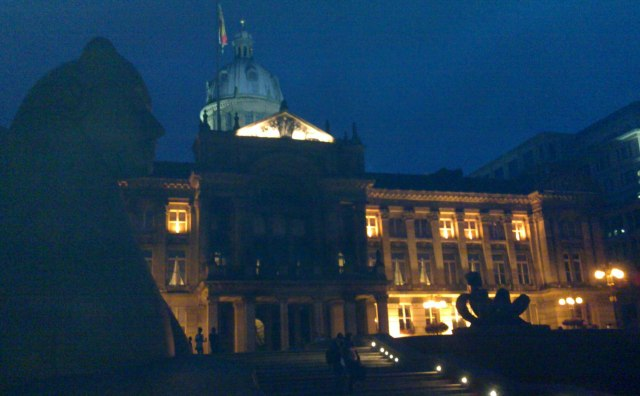 Birmingham-night